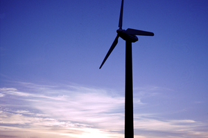 Wind Turbine in Geelong