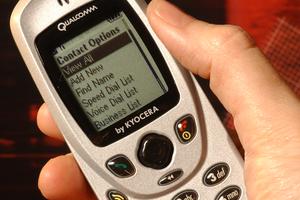 A CDMA Phone
