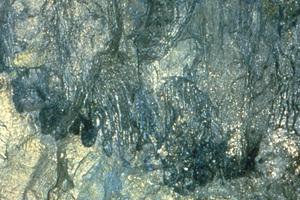 Nickel Ore in Nickel Mine