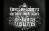 The C.S.I.R. Research Facilities - Part 1: Introduction and organization